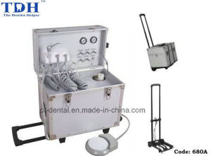 Portable Suitcase Type Dentall Unit (680A) pictures & photos