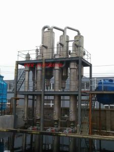 Tri-Effect Forced Circulation Evaporator for Effluent