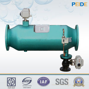 19-1590 T/H Industrial Automatic Back Washing Water Filter pictures & photos