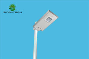 All in One PV Integrated 12W LED Solar Garden Lamp for Park Lighting (SNSTY-212) pictures & photos