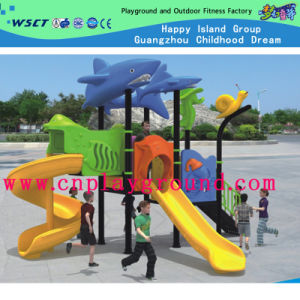 Small Commercial Outdoor Playground Equipment with Sea Animal (HC-10001A) pictures & photos