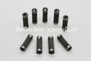 OEM Service Aluminum CNC Machining Parts Machining Black Color Cyclinder Parts pictures & photos
