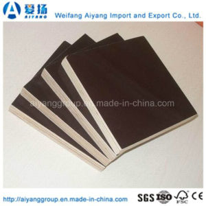 High Quality Film Faced Plywood 1220mm*2440mm pictures & photos