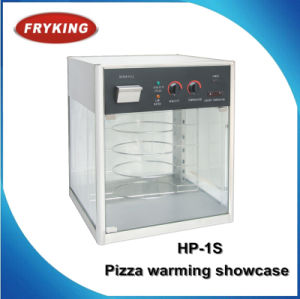 HP-1s Restaurant Equipment Kitchen Equipment Rotary Pizza Warmer Display Showcase pictures & photos