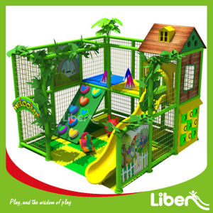 Liben Small Indoor Playground Equipment with Best Price Le. T2.211131.00 pictures & photos