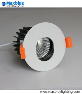 Middle Oval Shape Hotel/Shopping Mall Dimmable COB LED Down Light/LED Spotlight pictures & photos