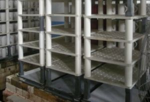 Kiln Furniture System (Stakced Plate+ Pillar) pictures & photos
