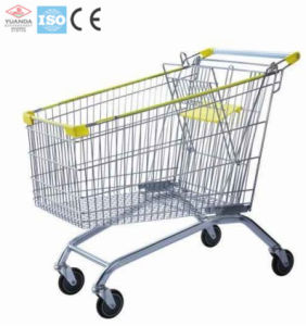 Supermarket Shopping Trolley Go Cart (YD-B) pictures & photos
