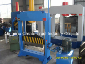 2017 High Performance Hydraulic Rubber Cutting Machine with Ce Standards pictures & photos