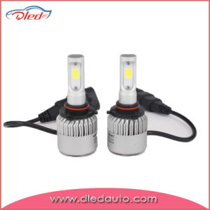 30W 6500k 4000lm 2PCS COB Fog Light/Headlight/LED Lamp with Fan