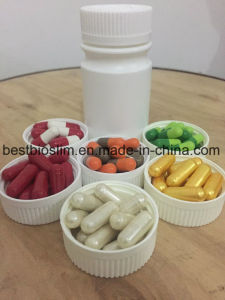 New Abdomen Smoothing Slimming Pills Pearl White Weight Loss Capsules pictures & photos