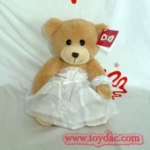 Plush Wedding Cute Bear Toy Doll pictures & photos