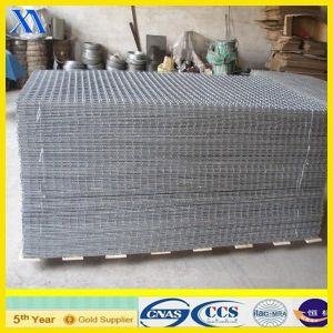 ISO9001 Electro Galvanized Fence Panel (XA-WP6) pictures & photos