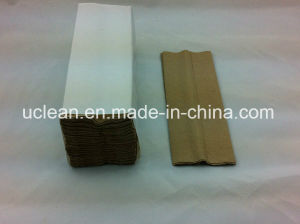 Brown C-Fold Paper Hand Towel pictures & photos