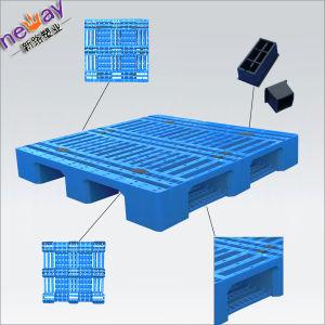 Double Deep Pallet Racking 1100*1100*170 Plastic Pallet pictures & photos