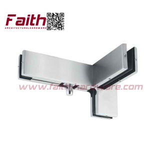Satinless Steel Glass Door Patch Fitting (PAF. 108. SS) pictures & photos