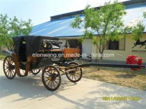 Deluxe Royal Horse Carriage (GW-HC35) Horse Cart pictures & photos