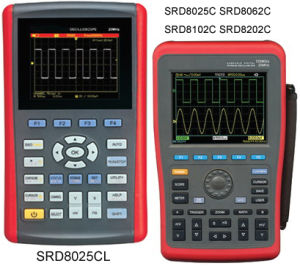Handheld Digital Storage Oscilloscope SRD8xxx Series pictures & photos