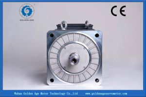 3-Phase AC 380V Servo Motor 15kw