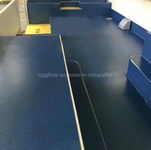PVC Bus Flooring Vinyl Garage Floor pictures & photos