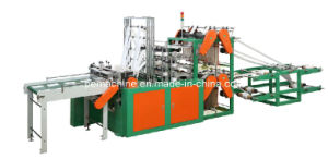 SHXJ-E 8 Lines Automatic Bottom Sealing Cold Cutting Bag Making Machine (CE) pictures & photos