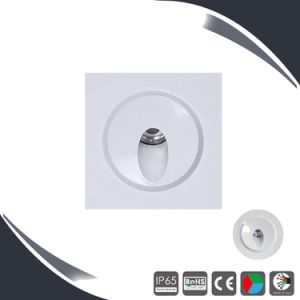3W Outdoor Wall Stair Lamp IP65 Recessed LED Step Light pictures & photos