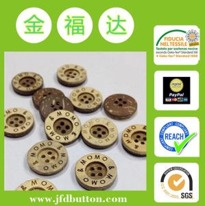 Fashion Natural Coconut Buttons Z-6