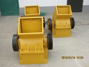 New Type Big Input Size Rock Hammer Crusher pictures & photos