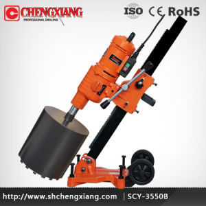 Diamond Core Drill with Angle Adjustable Stand pictures & photos