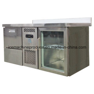 60kgs Combined Type Cube Ice Machine & Freezer pictures & photos