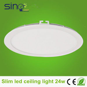 High Quality European Design Round LED Panel Light 15W pictures & photos