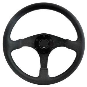 Black Sports Car Steering Wheels/ Racing Steering Wheels (HL1001709) pictures & photos