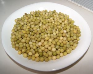 Canned Green Peas (184g, 397g, 400g, 800g, 2840g)