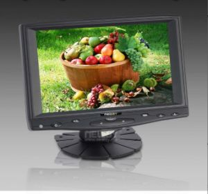 7 Inch LCD Touchscreen Monitor With VGA&HDMI Input (CL7619NT)