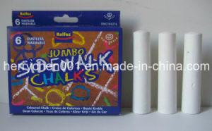 Non Toxic 6 PCS Colour Sidewalk Chalk, Sky-502 pictures & photos