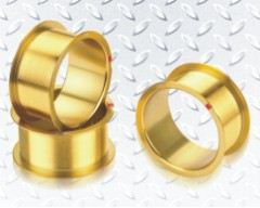 Gold/Silver Alloy Bonding Wire