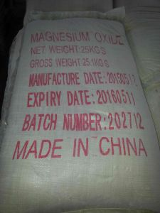 Calcined Magnesium pictures & photos