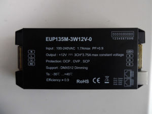 DMX 512 Dimmer 135W LED Driver