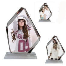 New Style Crystal Iceberg Crystal Photo Frame (JD-CD-802) pictures & photos