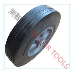 Equitable Price for 10inch Solid Rubber Wheel pictures & photos