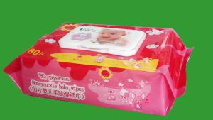 Leyimei Baby Wipes 80PCS (A881) pictures & photos