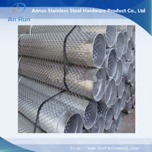 Slotted Filter Screen Pipe for Oil Wells pictures & photos