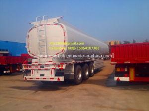 3 Axle 45, 000 Liters Oil Tanker Semi Trailer for Nigeria