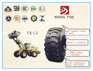29.5-25 E3/L3 OTR Tire for Dump Truck Bias Loader Tyre