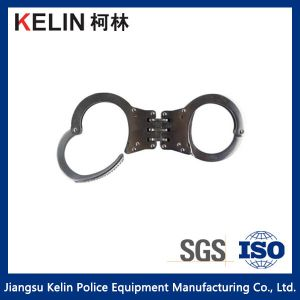 Hc-03s Stainless Handcuff for Police pictures & photos