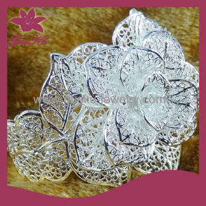 2015 Gus-Cpbl-073 Custom Unique 925 Silver Bangle pictures & photos