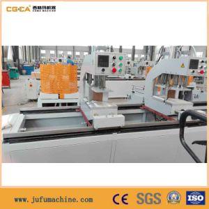 PVC Win-Door 3-Head Seamless Welding Machine pictures & photos