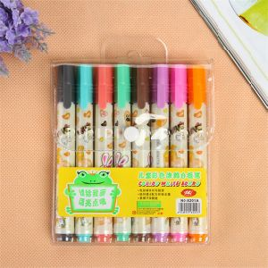 8 Colors Highlighter Pen for School and Office pictures & photos