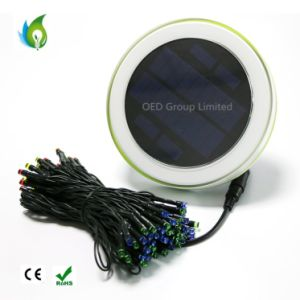 Outdoor Decorative Solar LED Light with String 10m Length LED String Light Christmas Tree Decorative Strips pictures & photos