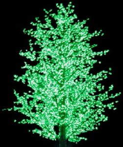 Outdoor LED Cherry Tree Lights with CE & RoHS (YAYE-CT8000L) pictures & photos